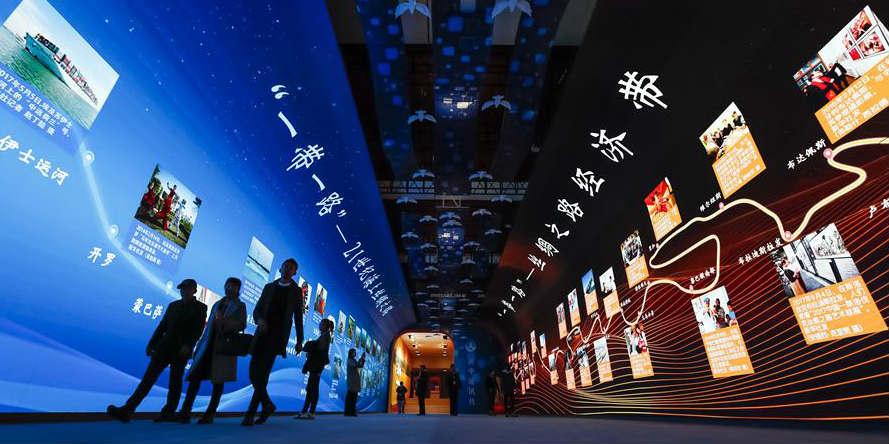 Exposição no Museu Nacional da China comemora 40 anos da reforma e abertura
