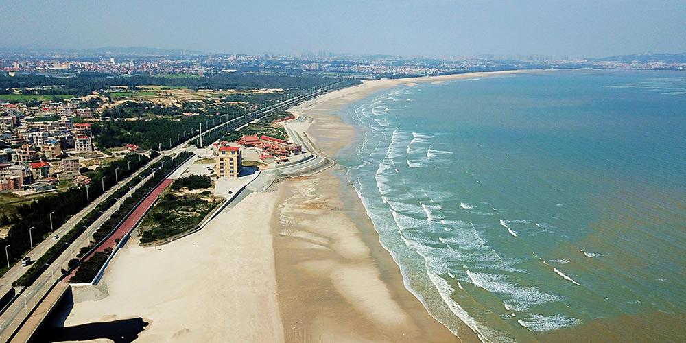 Galeria: Baía Shenhu em Fujian, sudeste da China