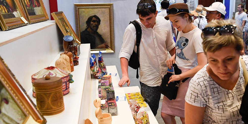 3ª Feira Internacional da Indústria Cultural de Sanya conta com mais de 30 países e regiões ao longo do Cinturão e Rota