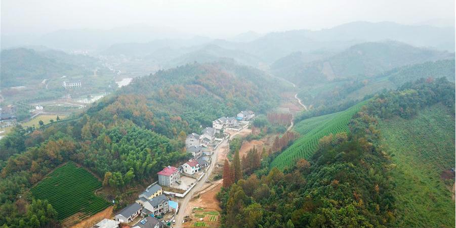 Aldeia do leste da China implementa plano abrangente para impulsionar economia