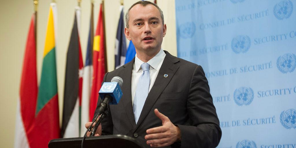Enviado do Oriente Médio da ONU pede reconciliação intra-palestina