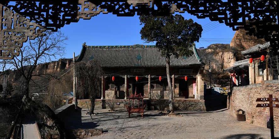 Antiga aldeia Hougou em Shanxi desenvolve turismo ao preservar civilização agrícola tradicional