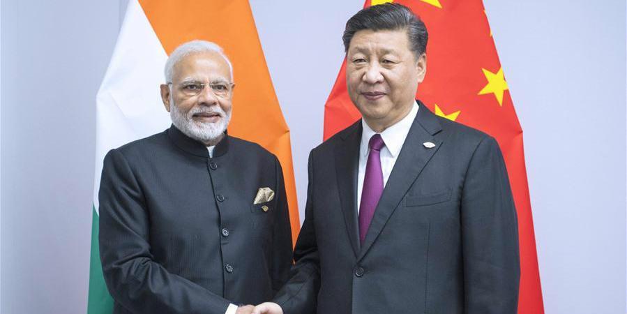 Urgente: China e Índia concordam em elevar relações para nível mais alto