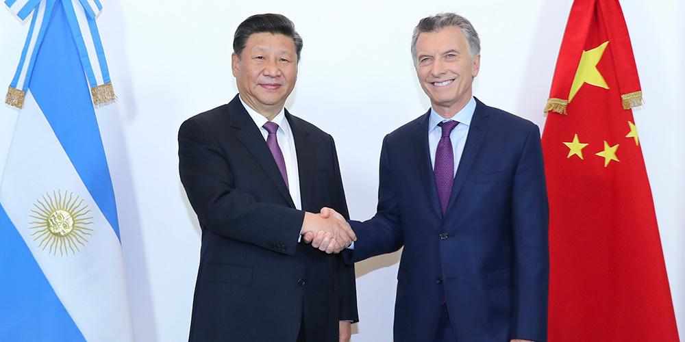China e Argentina buscam nova era de parceria