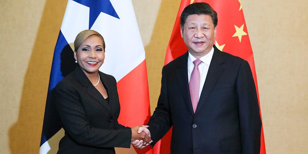 Xi pede intercâmbios legislativos mais amplos China-Panamá