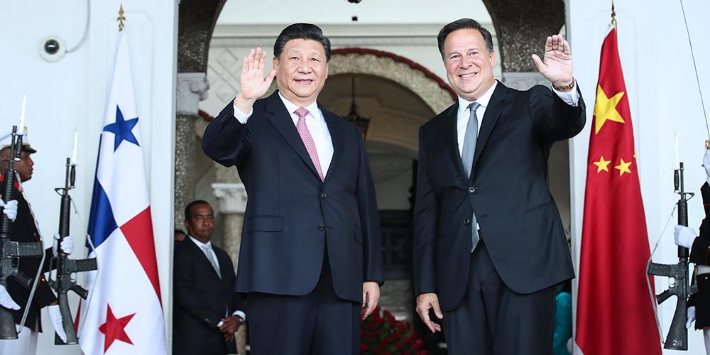 China e Panamá concordam em promover mais os laços