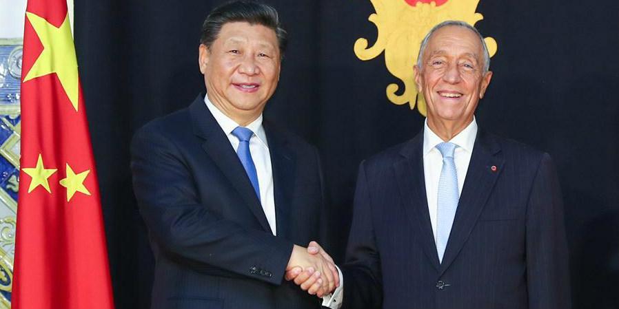 China e Portugal concordam em buscar mais progressos em cooperação