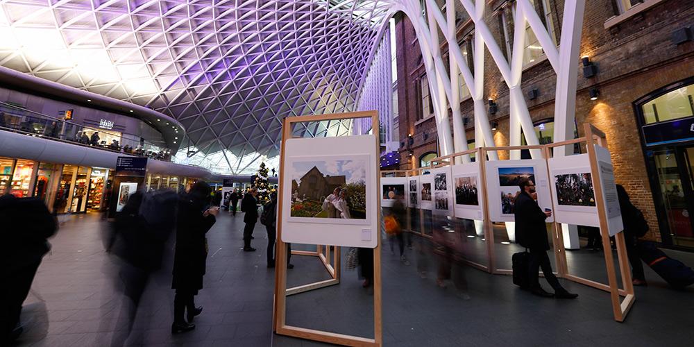 Exposição fotográfica em Londres comemora 40 anos da reforma e abertura da China