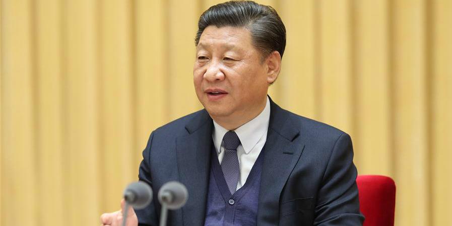 Xi pede esforços para promover justiça social e garantir bem-estar do povo