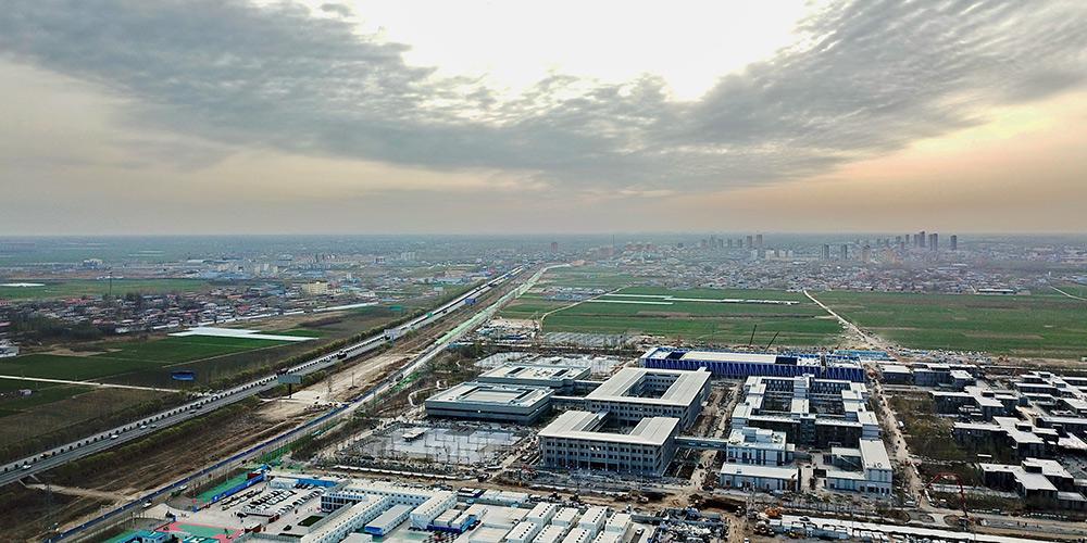 Construção de Nova Área de Xiongan ganhará força