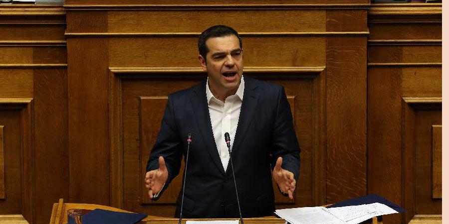 Governo grego ganha voto de confiança antes de votação crucial sobre acordo com Macedônia