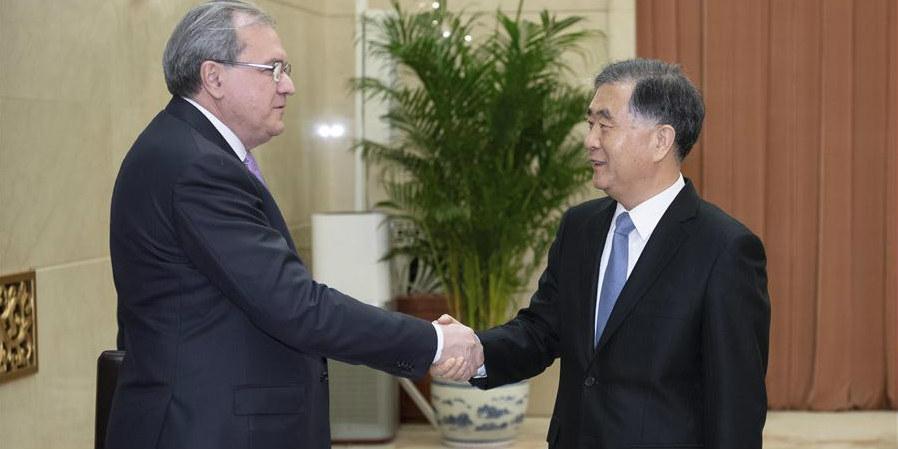 China e Rússia fortalecerão cooperação em áreas econômica e social