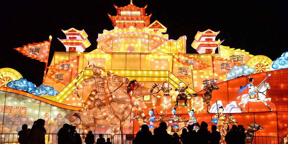 China comemora Festival das Lanternas
