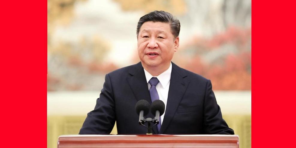 Presidente chinês reúne-se com representantes da missão Chang'e-4