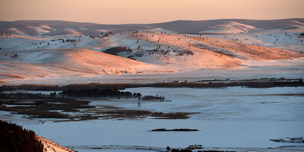 Fotos: Parque Nacional do Pântano Moheertu na Mongólia Interior