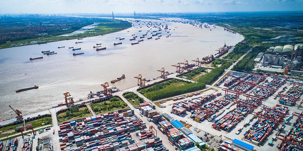 Banco de Desenvolvimento da China destina US$ 575 bilhões para desenvolvimento do Cinturão Econômico do Rio Yangtzé