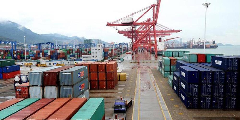 (Cinturão e Rota) Comércio de bens da China com países do Cinturão e Rota supera US$ 6 trilhões