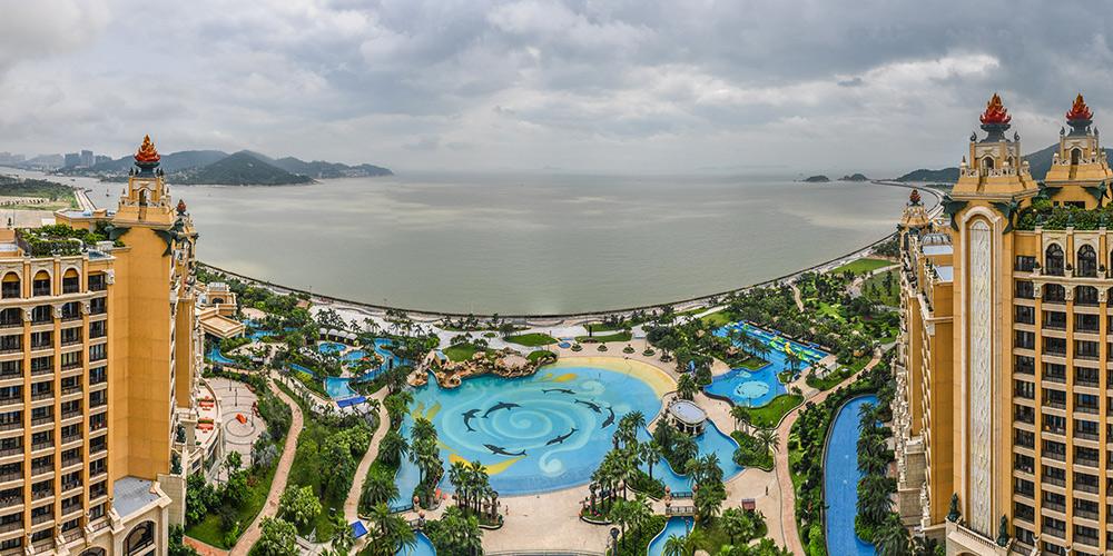 China tornará o Distrito de Hengqin da Província de Guangdong uma ilha de turismo internacional