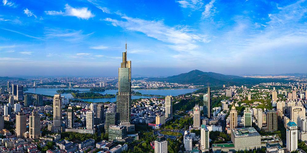 Galeria: paisagens da primavera em Nanjing