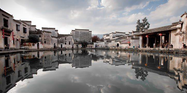 Patrimônios culturais na China e na Áustria atraem turistas do mundo todo