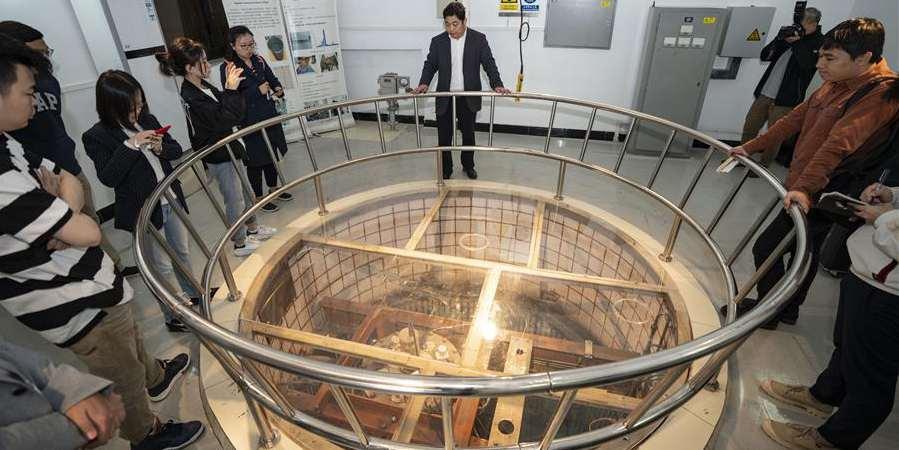 Instituto de Energia Atômica da China é o berço da tecnologia nuclear do país