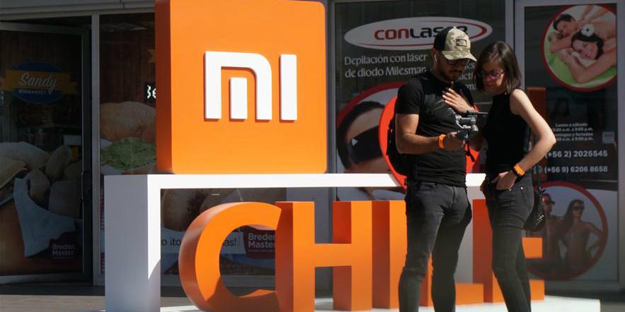 Xiaomi abre primeira loja física em Santiago, Chile