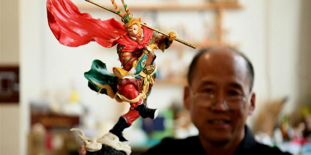 Chen Hailiang e sua arte de esculturas em massa