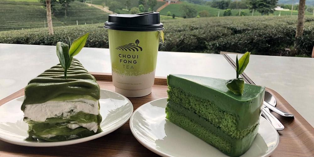 Chá, bebida mais consumida nos países asiáticos