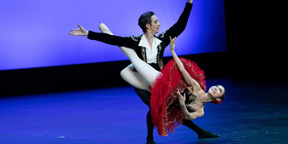 """Realizado o evento """"A noite de gala do balé da Ásia"""" em Beijing"""