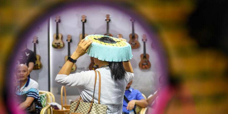 15ª Feira Internacional das Indústrias Culturais da China abre em Shenzhen