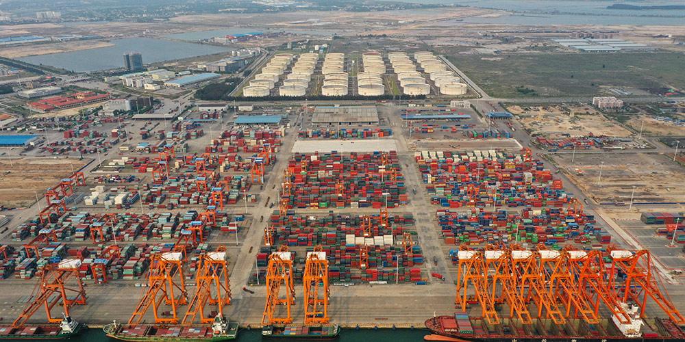 Guangxi desempenha papel cada vez mais importante no âmbito da Iniciativa do Cinturão e Rota