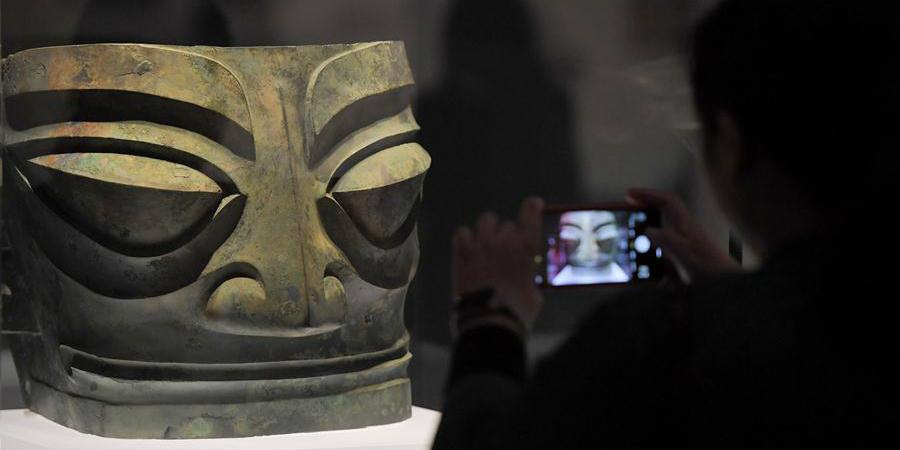Museu de Hunan exibem 30 relíquias culturais para apresentar a história da civilização chinesa