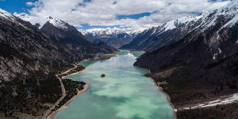 Fotos: lago Ra'og no Tibet, sudoeste da China