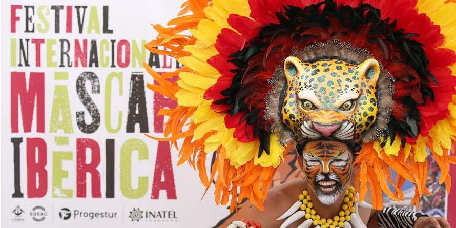 Galeria: 14ª Festival Internacional de Máscaras Ibéricas em Lisboa
