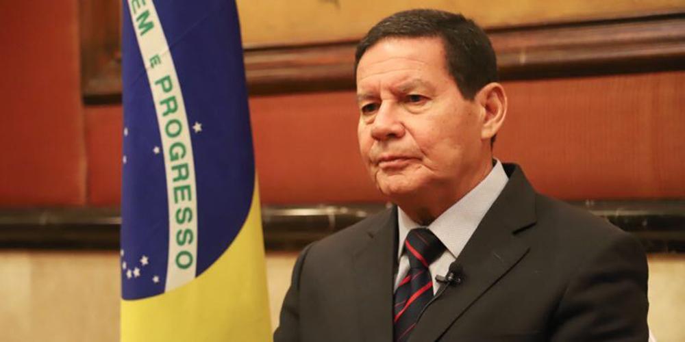Relação Brasil-China tem futuro extremamente promissor, diz vice-presidente Mourão