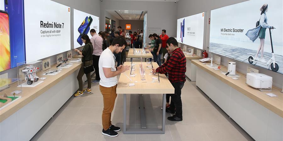 Xiaomi abre primeira loja oficial no Porto, Portugal