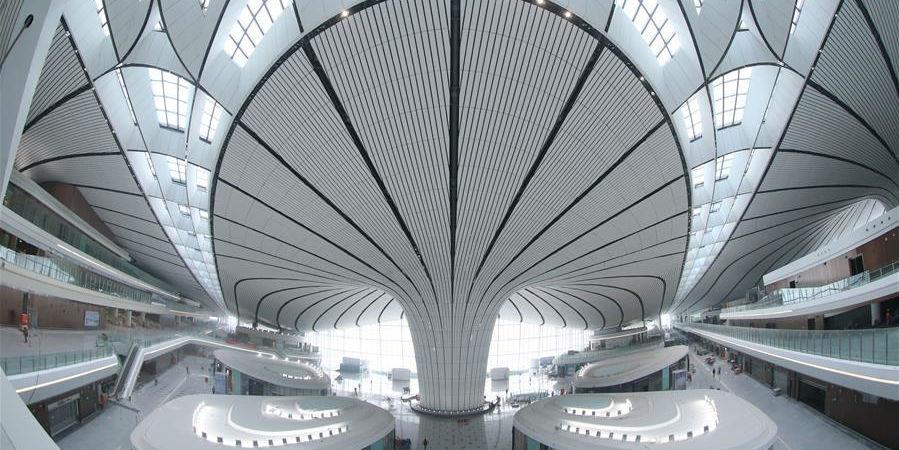 Novo aeroporto de Beijing terá construção finalizada até o fim do mês