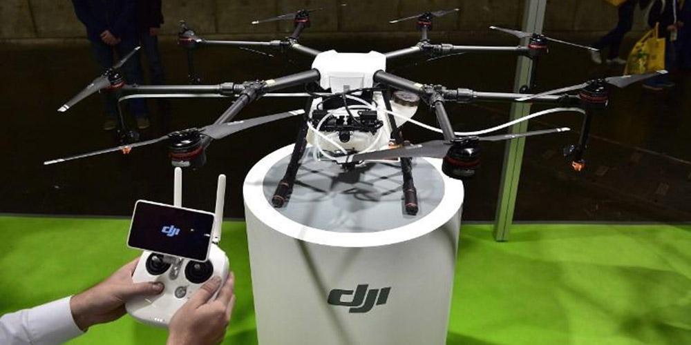 Fabricante chinesa de drones DJI nega acusação de hacking e aumenta investimento nos EUA