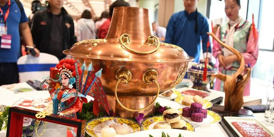 4º Festival de Arte dos Chefs do Mundo abre em Qingdao