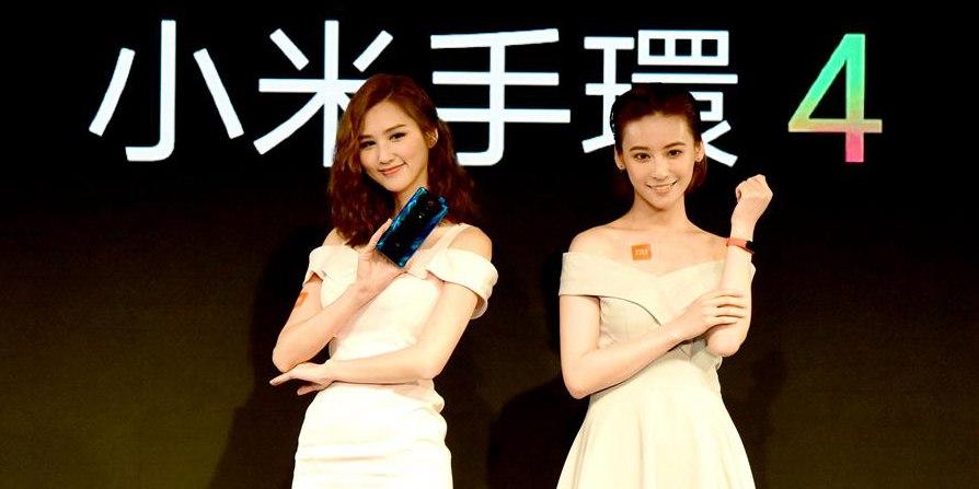 Xiaomi lança novos produtos em Taipei, sudeste da China