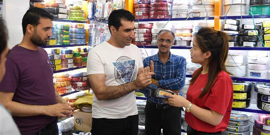 Iniciativa do Cinturão e Rota traz oportunidades para varejista afegão