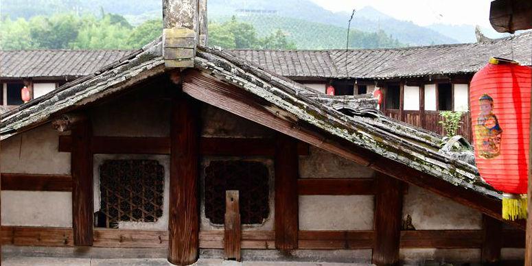 Fotos: Edifício Yunsheng, típica moradia rural chinesa do povo Hacá