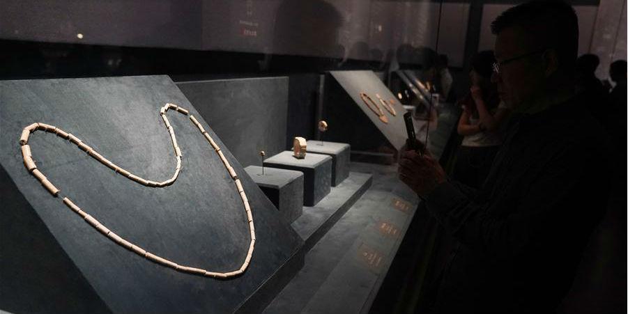 """Beijing abre exposição com destaque no patrimônio mundial """"Cidade de Liangzhu"""""""