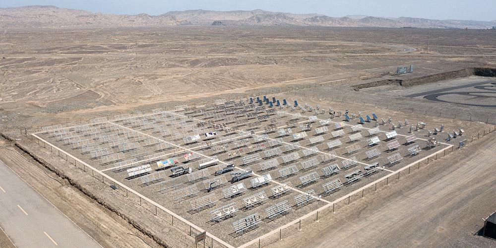 Turpan: uma das melhores opções de terreno experimental para realizar testes de alta temperatura em veículos