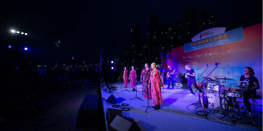 Macau realiza Festival Juvenil Internacional de Música