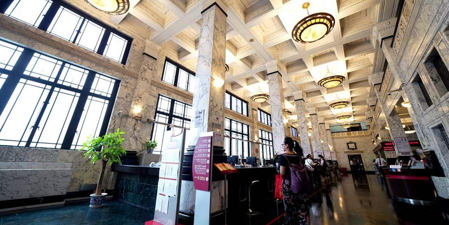 Grupo de edifícios históricos em Shanghai abrem a visitantes gratuitamente durante as férias de verão