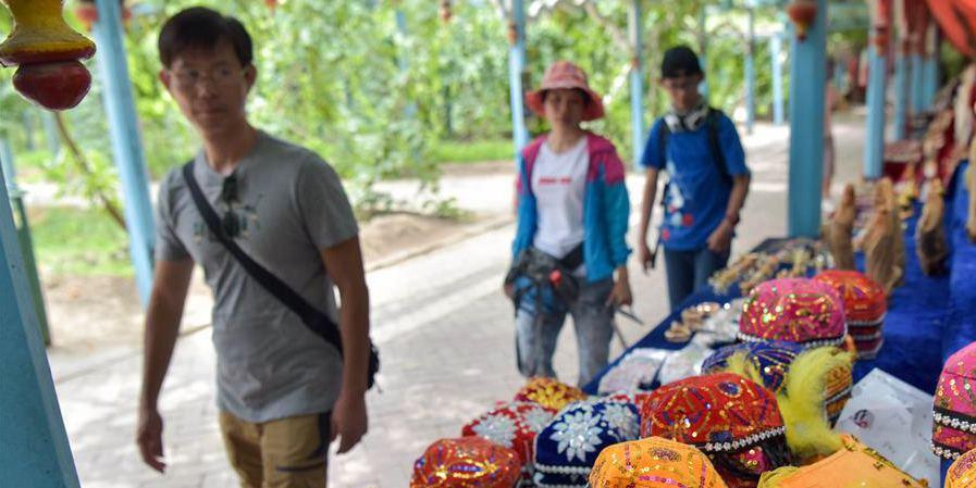 Turpan de Xinjiang entra na alta temporada de turismo