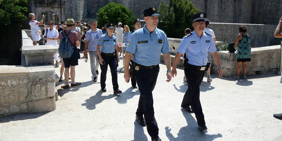 2ª patrulha conjunta entre polícia croata e chinesa concluída com sucesso