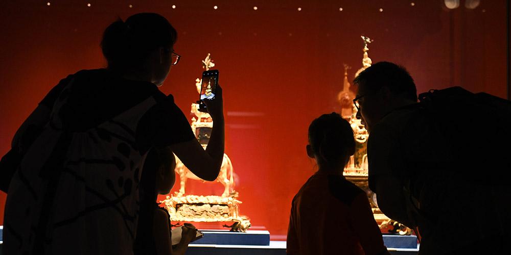 Museu de Anhui amplia horário de funcionamento para enriquecer a vida noturna das pessoas