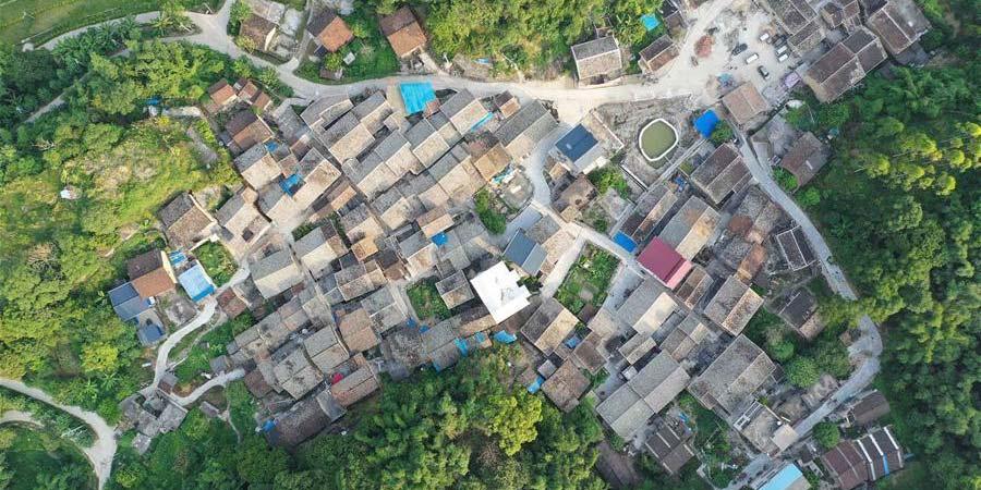 Em imagens: melhores condições de vida no distrito de Rongan em Guangxi, sul da China